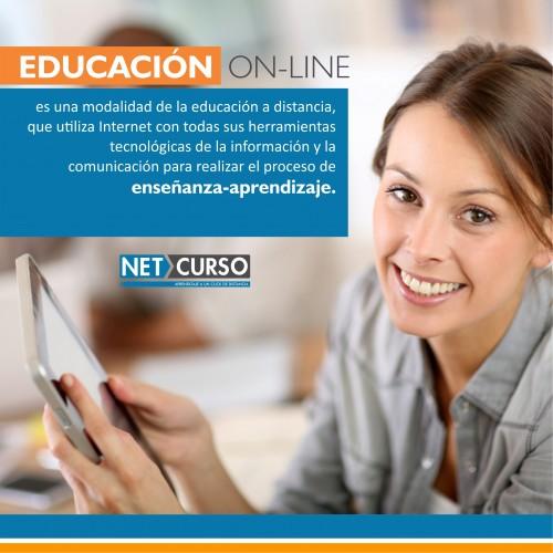 DEFINICIONES: Educación on line
