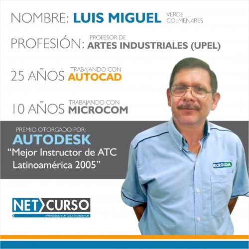 CONOCENOS: Instructor Luis Verde