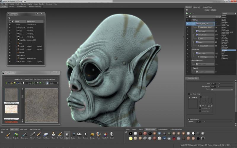 DEFINICIONES: Autodesk Maya