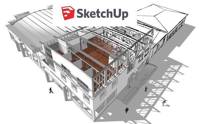 ¿Por qué SketchUp?